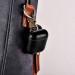 Prodigee Leather case Jack - кожен калъф (естествена кожа) за Apple Airpods (черен) 3