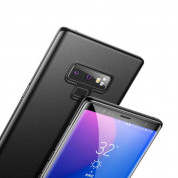 Baseus Wing case - тънък полипропиленов кейс (0.45 mm) за Samsung Galaxy Note 9 (черен) 4