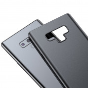 Baseus Wing case - тънък полипропиленов кейс (0.45 mm) за Samsung Galaxy Note 9 (черен) 2