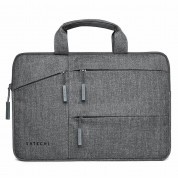 Satechi Fabric Carrying Case 13 (gray) 1