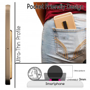 LoveHandle Phone Grip (gold) 3