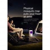 Baseus Purple Vortex-USB Mosquito Lamp - преносима лампа срещу комари (бял) 6