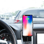 Baseus Heukji Wireless Charger Gravity Car Mount (black) 10