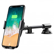 Baseus Heukji Wireless Charger Gravity Car Mount (black) 1