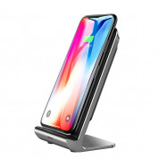 Baseus Vertical Desktop Wireless Charger Black 1