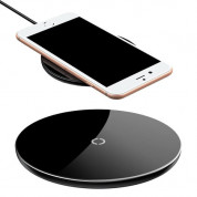 Baseus Simple Wireless Charger Black 1