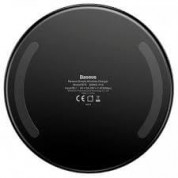 Baseus Simple Wireless Charger Black 2
