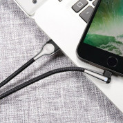 Baseus Sharp-bird Mobile Game Cable - Lightning USB кабел за iPhone, iPad и iPod с Lightning (100 см) (черен) 1