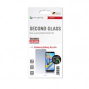 4smarts Second Glass - калено стъклено защитно покритие за дисплея на Samsung Galaxy J6 Plus, Galaxy J4 Plus (прозрачен) 2