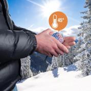 4smarts Hand Warmer 2000 mAh Mosaic Design - джобна външна батерия с фенер и нагревател за ръце (бял) 1
