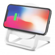 Belkin BOOST UP Wireless Charging Stand 10W for Apple, Samsung, LG, Sony and QI compatible devices (white)