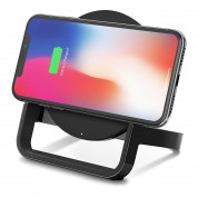 Belkin BOOST UP Wireless Charging Stand 10W for Apple, Samsung, LG, Sony and QI compatible devices (black)