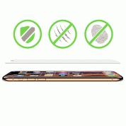 Belkin InvisiGlass Ultra with installation frame - калено стъклено защитно покритие с рамка за поставяне за iPhone XS Max 5