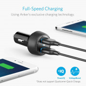 Anker PowerDrive Elite 2 with PowerIQ 24W Car Charger - зарядно за кола с два USB изхода (черен) 3