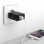 Anker PowerPort 2 (24W 2-Port USB Charger) (black) 2