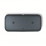 Zens Dual Wireless Charger Stand 15W with Power Supply ZEDC02BA - двойна станция за безжично зареждане на Qi съвместими устройства (черен) 3