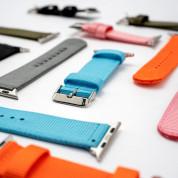 4smarts Fabric Wrist Band - текстилна каишка за Apple Watch 42мм, 44мм (оранжев) 2
