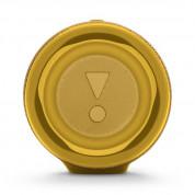 JBL Charge 4 - водоустойчив безжичен спийкър с вградена батерия, зареждащ мобилни устройства (жълт) 4