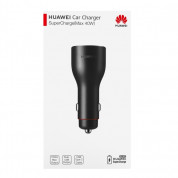 Huawei Car Super Charge 2.0 CP37 (40W) with USB-C cable - зарядно за кола с 2xUSB изхода и USB-C кабел 6