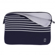 MW Laptop Sleeve for MacBook Pro Touch Bar 13 and notebooks up to 13.3 in. (blue)