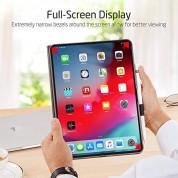 ESR Premium Simplicity Folio Case - текстилен калъф и поставка за iPad Pro 11 (2018) (тъмносин) 4