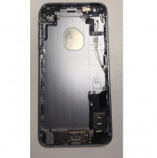Apple iPhone 6S Plus Battery (Back) Cover - оригинален заден панел с on/off бутон и Lightning порт за iPhone 6S Plus (тъмносив) 1