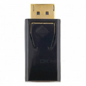 DisplayPort Male to HDMI Female Adapter 2 - адаптер мъжко DisplayPort към женско HDMI 3