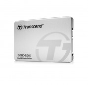 Transcend 512GB 2.5in. SSD230S SATA3 3D NAND Flash TLC - SSD диск, 512GB, 2.5 инча за преносими компютри 1