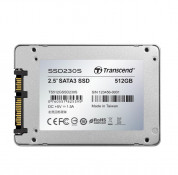Transcend 512GB 2.5in. SSD230S SATA3 3D NAND Flash TLC 2