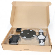 Aodiv 2 in 1 Desk Holder Stand - мултифункционална поставка за мобилни телефони или таблети до 11 инча 5