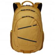 Case Logic Berkeley II Backpack - стилна и качествена раница за MacBook Pro 15 и лаптопи до 15.6 инча (жълт)