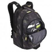 Case Logic Berkeley II Backpack - стилна и качествена раница за MacBook Pro 15 и лаптопи до 15.6 инча (червен) 6