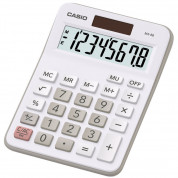Casio MX-8B 8 Digit Calculator (white)