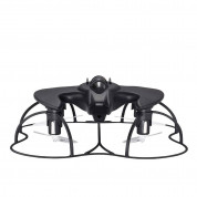 Propel Batwing Performance Stunt Drone with HD Video Camera and Altitude Lock, Black  3