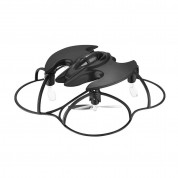 Propel Mini Batwing Drone with 3 Speed Settings and 360 Aerial Stunts (black) 3