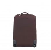 iSanti Lightweight 25 Trolley Case with Wheels - пътнически куфар с дръжки и колелца (кафяв) 2