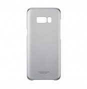 Samsung Clear Cover Case EF-QG955CBEGWW - оригинален TPU кейс за Samsung Galaxy S8 Plus (прозрачен-черен)(bulk) 3