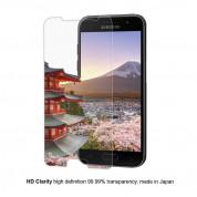 Eiger Tempered Glass Protector 2.5D - калено стъклено защитно покритие за дисплея на Samsung Galaxy A3 (2017) (прозрачен) 4