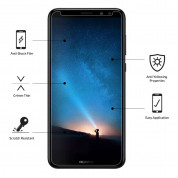 Eiger Tri Flex High Impact Film Screen Protector - качествено защитно покритие за дисплея на Huawei Mate 10 Lite (два броя) 2