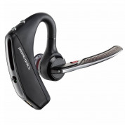 Plantronics BT Headset Voyager 5200 - безжична слушалка за мобилни телефони с Bluetooth (черен)