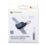 4smarts Inductive Power Bank 950 mAh for Apple Watch (black) 5