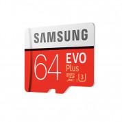 Leef Access-C microSD Card Reader + Samsung MicroSD 64GB EVO Plus UHS-I (U3) Memory Card - четец за microSD карти + MicroSD 64GB устройства с USB-C 8