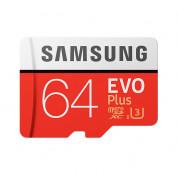 Leef Access-C microSD Card Reader + Samsung MicroSD 64GB EVO Plus UHS-I (U3) Memory Card - четец за microSD карти + MicroSD 64GB устройства с USB-C 14