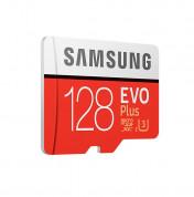 Leef Access-C microSD Card Reader + Samsung MicroSD 128GB EVO Plus UHS-I (U3) Memory Card - четец за microSD карти + MicroSD 128GB устройства с USB-C 8