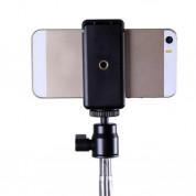 Aodiv Universal Folding Mini Tripod Stand - сгъваема поставка за мобилни телефони с ширина от 6 до 8.5 см 1