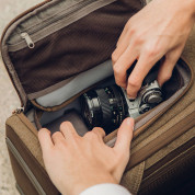 Moshi Camera Insert for Arcus Multifunction Backpack - допълнителен аксесоар за DSLR фотоапарати за Moshi Arcus Backpack (сив) 3