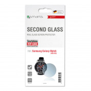 4smarts Second Glass for Samsung Galaxy Watch (46mm) (clear) 1