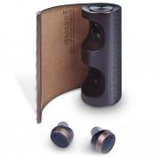 PaMu Scroll TWS Headset Graphene - иновативни безжични Bluetooth слушалки с микрофон (черен)  1