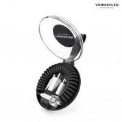 Vonmahlen Allroundo MFi V2 All-In-One Charging Cable - качествен USB кабел с Lightning, microUSB и 2xUSB-C конектори (черен) 3