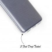 Skech Matrix SE Case + Glass Screen Protector SK18-BD-MTX - удароустойчив TPU калъф и стъклено покритие за Huawei P20 Pro (прозрачен) 6
